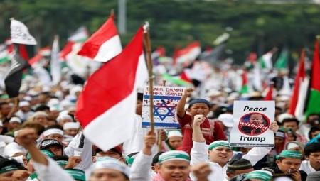 التحالف الإندونيسي يهاجم التطبيع الإماراتي الإسرائيلي